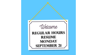 Regular Hours 330 by 186